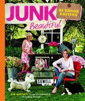 Junk Beautiful: Outdoor Edition Book Cover