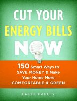 Cut your Energy Bills Now