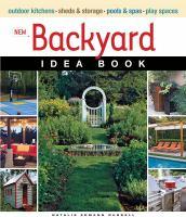 New Backyard Idea Book