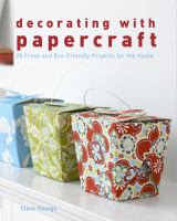 Decorating With Papercraft