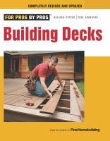 Building Decks