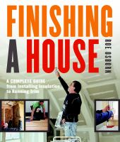 Finishing A House