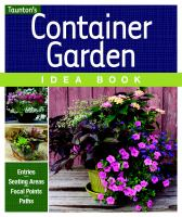 Container Garden Idea Book