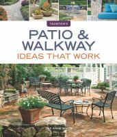Patio & Walkway Ideas That Work