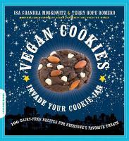 Vegan Cookies Invade your Cookie Jar