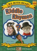 Riddle Rhymes