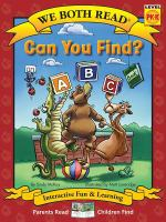 Can You Find?