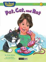 Pat, Cat, and Rat