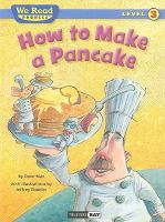 How to Make A Pancake