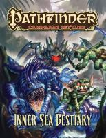 Pathfinder Roleplaying Game: Inner Sea Bestiary