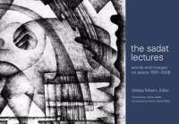 The Sadat Lectures