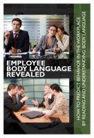 Employee Body Language Revealed