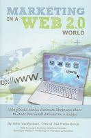 Marketing in A Web 2.0 World