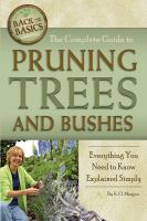 The Complete Guide to Pruning Trees and Bushes