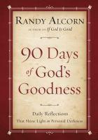 90 Days of God's Goodness