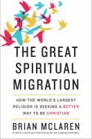 The Great Spiritual Migration