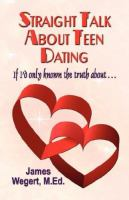 Straight Talk About Teen Dating