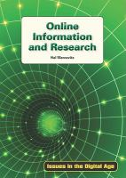 Online Information and Research