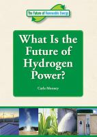 What Is the Future of Hydrogen Power?