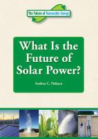 What Is the Future of Solar Power