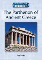 The Parthenon of Ancient Greece