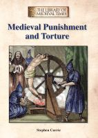 Medieval Punishment and Torture