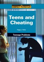 Teens and Cheating