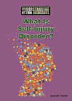 What Is Self-injury Disorder?