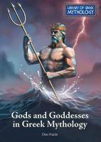 Gods and Goddesses in Greek Mythology