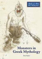 Monsters in Greek Mythology