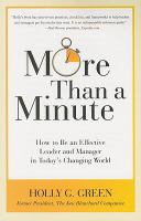 More Than A Minute
