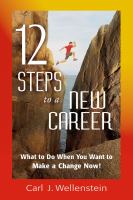12 Steps to A New Career