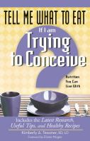 Tell Me What to Eat If I Am Trying to Conceive