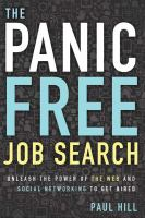 The Panic Free Job Search