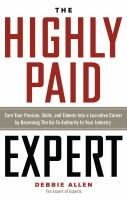The Highly Paid Expert