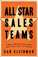 All Star Sales Teams