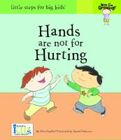 Hands Are Not for Hurting