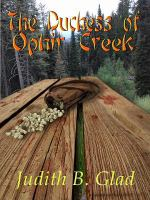 The Duchess of Ophir Creek (Behind the Ranges #3)