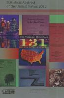 Statistical Abstract of the United States, 2012