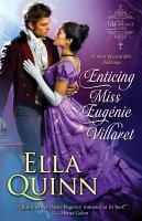 Enticing Miss Eugenie Villaret