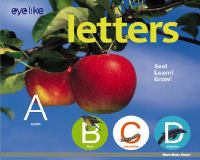 Eyelike Letters
