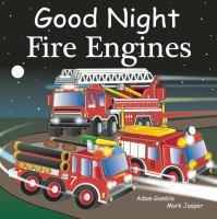 Good Night Fire Engine