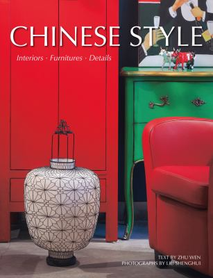 Chinese style: Interiors, Furniture, Details book cover