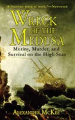 Cover image for Wreck of the Medusa