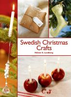 Swedish Christmas Crafts