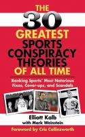 The 30 Greatest Sports Conspiracy Theories of All Time