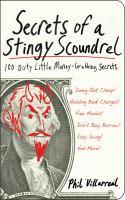 Secrets of A Stingy Scoundrel