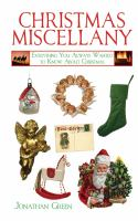A Christmas Miscellany