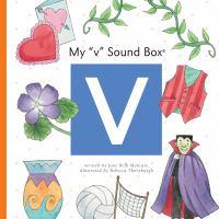 """My """"v"""" Sound Box"""