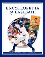 The Child's World Encyclopedia Of Baseball